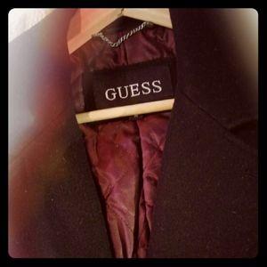 Mens guess dress jacket